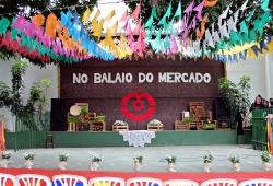 Festa Junina no Balaio do Mercado - 2016