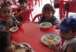 Semana da Alimentação - Maternal III - 2008