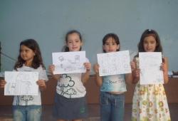 Concurso de Desenho - 2008