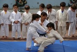 Judô - 2º Troca de faixa -  2008