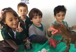 Projeto dos Dinossauros - 2016
