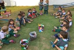 Plantando Girassol - Maternal - 2016