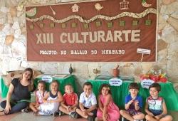 XIII Culturarte - Projeto: No Balaio do Mercado